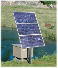 Solaer® Solar Powered Lake and Pond Aeration System