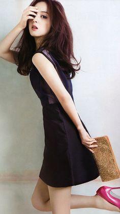 佐々木希 Sasaki nozomi Japanese model