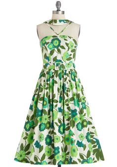 As Lush Would Have It Dress, @ModCloth