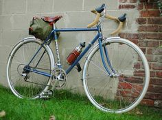 Lovely Bicycle!: Seymour Blueskies