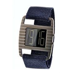 Michael Young's PXR-7 Digital Watch