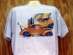 Ford /'37 Coupe Hot Rod Street Rod Surfin/' T-shirt Small to 5XL