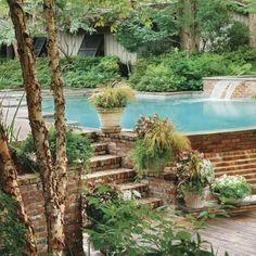 Pool Foliage