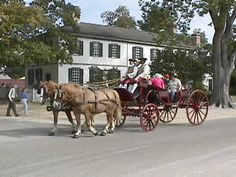 Colonial Williamsburg, Williamsburg Va