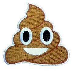 Amazon Oddities 8/30/16 -- Poop Emoji Patch http://www.mashupmom.com/amazon-oddities-83016-poop-emoji-patch/