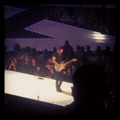 Adam at the Maroon 5 concert at Allstate Arena 4/6! =)