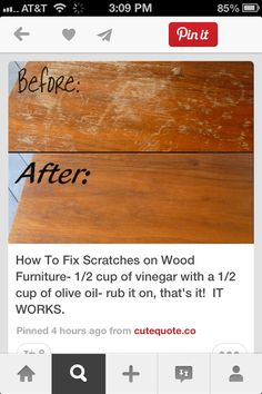 Restore Your Tables