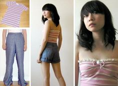 5 Ways to Upcycle Old Clothing – DIY