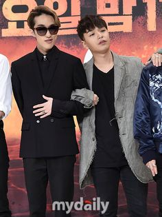 "160513 | smtm5 press conference ""zion.t - simon d 'please accept our love' """