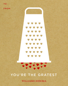 You're the gratest.