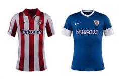 Camiseta Athletic de Bilbao 2013-2014