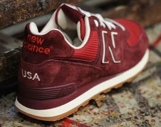 Johnny Appleseed New Balance 574