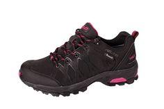Halti Taro DX W -trekking jalkine matalalla varrella ja pinkeillä yksityiskohdilla naisille (79,90€) #Halti #Trekking #Hiking Trekking, Hiking Boots, Shoes, Fashion, Moda, Shoe, Shoes Outlet, Fashion Styles, Hiking