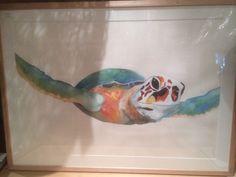 #Local artist #Turtle #Beachwood