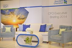 5 STAR BANKING CLIENTS INVEST IN OUR 5 STAR EVENTING AND CONFERENCING EXPERIENCE #conferencesetup #winelandsvenue #customdesigneddecor #customdesignedstage #branding Sofa, Couch, Corporate Events, Investing, Branding, Furniture, Home Decor, Settee, Settee