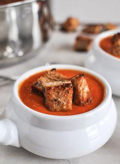 Creamy Tomato Soup w