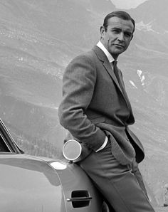"Sean Connery - My Mom's Favorite ""Bond"" Lol!!!"