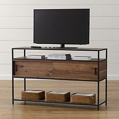 Master or Basement Hall way - Knox Media Console