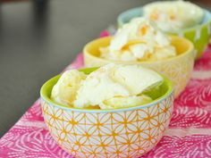 Make and share this Ben & Jerry's Fresh Georgia Peach Ice Cream recipe from Food.com.