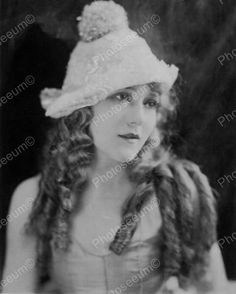 Mary Pickford Showgirl Vintage 8x10 Reprint Of Old Photo