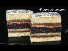 Russian Cakes, Tiramisu, Ethnic Recipes, Food, Youtube, Essen, Meals, Tiramisu Cake, Yemek
