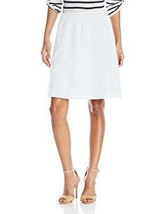 Calvin Klein Women's Linen Skirt with Waist Band, Latte, Large Relaxed fit A-line skirt with a ribbed elastic waist bandPull-on skirt in A-line silhouette featuring elastic ribbed-knit waistband Band Outfits, Linen Skirt, Calvin Klein Women, Womens Fashion For Work, White Skirts, A Line Skirts, Work Wear, Midi Skirt, Fashion Outfits