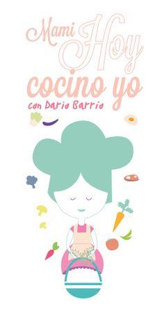 "Taller de Cocina Infantil Solidario a favor de la Fundación Pequeño Deseo ""Mami, hoy cocino yo con Darío Barrio"" . Entradas limitadas en www.miramami.com"