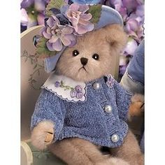 Bearington Bear Collection | BEARINGTON BEAR COLLECTION - NANCY - RETIRED LIMITED EDITION