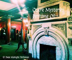 OZARK MYSTERIES™ Perfume Oil  Cherrywood by DeepMidnightPerfumes