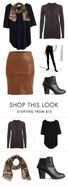 """""""Untitled #23"""" by lone-haure-norrevang on Polyvore featuring VILA, Givenchy and H&M"""