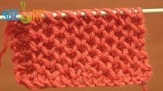 Knitting Stitch Patterns Tutorial 4 Honeycomb Knitting Stitch How to