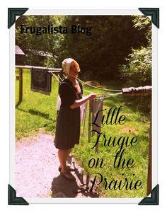 Little Frugie on the Prairie