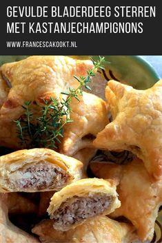 Christmas Food Treats, Christmas Cooking, Tapas, Good Food, Yummy Food, Pastry Recipes, Party Snacks, High Tea, Diy Food