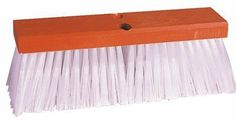 """Weiler® - Street Brooms 14"""" White Synth Street Broom - Sold as 6 Each by Weiler Products. $76.12. Weiler® - Street Brooms 14"""" White Synth Street Broom - Sold as 6 EachHeavy Duty wet or dry sweeping on streets, parking lots, loading docks, driveways. Wide flare ends for sweeping close to curb and walls"""