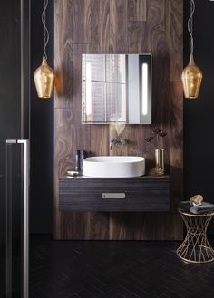 For the ultimate luxury bathing experience, add a touch of indulgence to bathrooms with premium brassware, furniture and sanitary ware. Modern Bathroom Faucets, Bathroom Photos, Contemporary Bathrooms, Bathroom Rugs, Luxury Bathrooms, Bathroom Ideas, Bathroom Designs, Bathroom Interior Design, Bathroom Styling