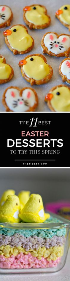 The 11 Best Easter Dessert ideas