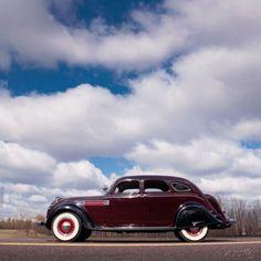 Stubs Auto - Chrysler Airflow (1934-1937) | Imperial Chrysler DeSoto
