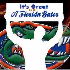 Fla Gators, Florida Gators Football, College Football, Tim Tebow, Fantasy Art Landscapes, University Of Florida, Bait, Favorite Things, Pride