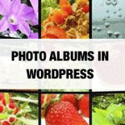 How to Create a Photo Album Gallery in WordPress without a plugin