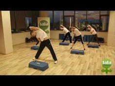 END---Lala Fitness- Step aerobic cu Marian Bucura - YouTube