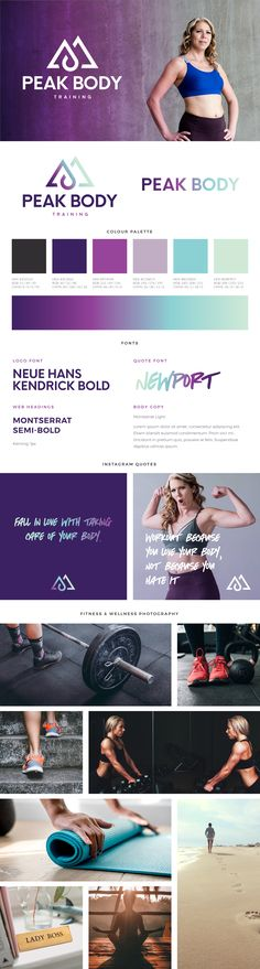Brand developed for fitness trainer and dōTERRA Essential Oils rep Marcy Peaker, Squamish BC. Doterra Essential Oils, Branding, Fitness, Brand Identity, Branding Design, Health Fitness, Brand Management, Rogue Fitness, Gymnastics