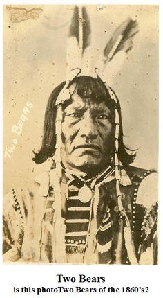 Two Bears - Yanktonai / Sioux (Nakota)