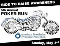 Poughkeepsie, NY – May 3, 2015: Here Comes the Sun Bike Run. Ride to prevent suicide and raise awareness. http://www.cyclefish.com/event/25876/