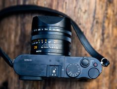 Gear Patrol tests the brand new Leica Q. Does it live up to the Leica legend?