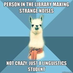 linguist llama - Google Search