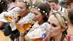 Oktoberfest beer festival in Munich. Can divided UK learn from Bavaria? From Scotland to Catalonia and beyond, many regions of Europe have seen vocal campaigns for greater autonomy. As many in the United Kingdom still find it difficult to see how more powers might be handed over to English regions, British MPs have been looking to Germany, as one example of a successful federal system. #Bavaria #Germany #Oktoberfest #culture #independence #government #UK #UnitedKingdom #Britain #politics