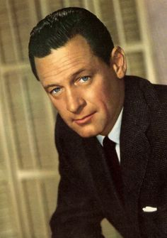 Actor William Holden was born today 4-17 in 1918  - one of the most famous, highest paid  actors of the 1950s - he won Oscar for Stallag 17, stared in Sunset Blvd, Love is a Many-Splendored Thing, The Bridge on the River Kwai, The Bridges at Toko-Ri, Picnic, Sabrina, Network and on and on. He passed away in 1981.