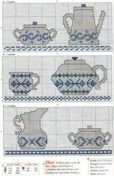 Patterns   rusensdiary Cross Stitch Boards, Mini Cross Stitch, Cross Stitch Flowers, Cross Stitching, Cross Stitch Embroidery, Cross Stitch Geometric, Cross Stitch Kitchen, Expo, Cross Stitch Designs