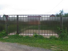 забор из поликарбоната - Поиск в Google