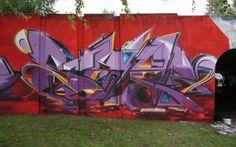 Grafitti Art by Semor